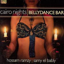 Hossam Ramzy & Samy El Bably-Cairo Nights: Bellydance Bar ( CD NEW