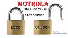 Unlock Code Motorola Master XT605 Atrix 4G Atrix 2 MB865 MB860,XT615