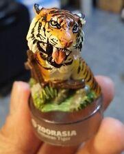 Kaiyodo ZOORASIA Capsule Kanazawa Zoo Exclusive Tiger mini figure figurine