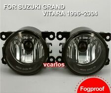 Car Fog Lamps Light For Suzuki GRAND VITARA 1996 ~2004 /2006 ~ 2012 /1Set w/Bulb