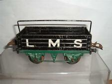 HORNBY O GAUGE LMS OPEN WAGON CLEAN ORIGINAL VINTAGE SCROLL DOWN 4 THE PHOTOS