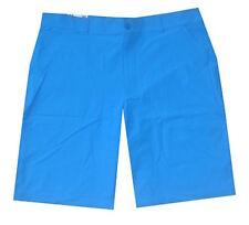 """NEW Under Armour 1201015 Men UA GOLF Bent Grass 10"""" Golf Shorts , Blue 32"""