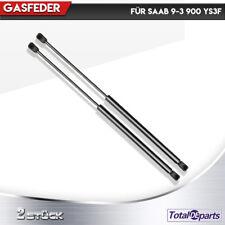 2x Gasfeder gasdruckdämpfer Motorhaube für Saab 9-3 900 YS3D MK2 Cabriolet Coupe