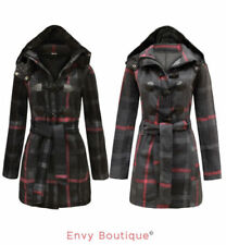 Cappotti e giacche da donna trench poliestere cerniera