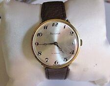 Orologio vintage ACCURIST da polso,movimento meccanico anni'60 funzionante