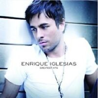 "ENRIQUE IGLESIAS ""GREATEST HITS"" CD 19 TRACKS NEU"