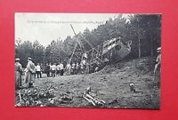 AK Gondel des zur Landung gezwungenen französ. Luftschiff ALSACE  ( 36227