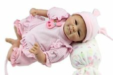 """18"""" 45cm Real Life Like Reborn Baby Doll Realistic Looking Newborn Dolls Toddler"""
