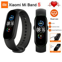 Xiaomi Mi Band 5 AMOLED Smart Fitness Watch Heart Rate Monitor 5 ATM Waterproof