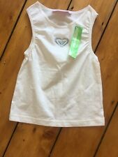 BNWT Quicksilver white girls top age 6 years