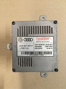 OEM Audi & Volkswagen VW Touareg LED Headlight Control Module for 4G0.907.397.P