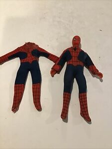 Vintage Spiderman Action Figure by Mego