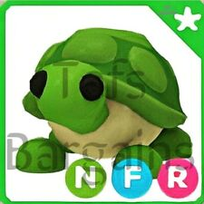 Roblox Adopt Me! Neon Fly Ride Turtle (NFR) LEGENDARY PET