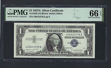 United State -Federal Reserve Note One Dollar 1957A F1620 (JA Block) Grade 66