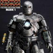 HOTTOYS HOT TOYS IRONMAN IRON MAN MARK I 1 1/6 MMS80 FIGURE GENUINE ES AQ1246