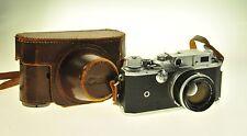 Canon Rangefinder Camera Model IIB 2B 50mm F1.8 #109760 - Issues -