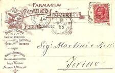 PENNE  ( Pescara / Abruzzo )  -  Farmacia FEDERICO COLETTI