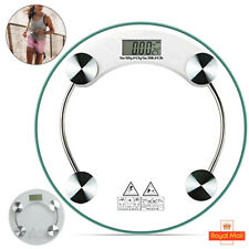 Digital Body Weighing Scale 180KG Electronic Bathroom Glass Weight Scales LB/ KG