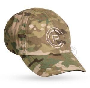 Crye Precision - Shooter's Ball Cap Hat w/ CP Logo - Multicam