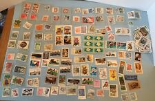 Misc Lot Us Stamps And Other Countries- Used - Belgium, Switzerland, Israel