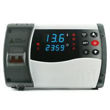 Kühlraum Kühlzelle Kühlhaus Temperatur Regler mit 2 Fühler WIFI 5x AUS 3HP 2.2kW