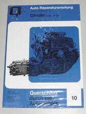 Reparaturanleitung Citroen 11 CV / 15 CV Traction Avant, Baujahre 1940-1957