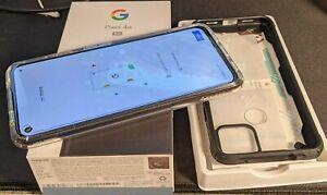 Google Pixel 4a  5G G025E - 128GB - Just Black (Truly Unlocked) Smartphone
