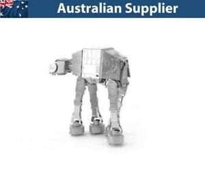 3D Metal Model Kit, Laser Cut, The Iconic AT-AT Walker.