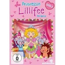 PRINZESSIN LILLIFEE TV SERIE-TEIL 2  (DVD) KINDERFILM NEU +++++++++++++