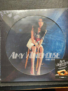 AMY WINEHOUSE Back to Black 2021 Picture Disc VINYL LP new & sealed FREE POST IN