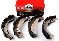 MINTEX REAR AXLE BRAKE SHOES SET FOR OPEL VAUXHALL MFR401 (REAL IMAGE OF PART)