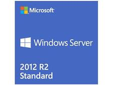 Microsoft Windows Server 2012 R2 Standard User + Remote Desktop User CALs (x50)