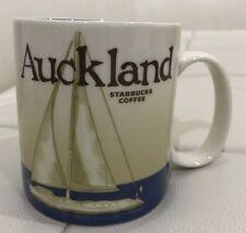 New Zealand Starbucks Auckland City Mug Global Series 16 oz with SKU Authentic