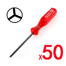 50* NEW Tri-wing Triangle Screwdriver fr NDS DS Lite NDSL Wii GBA SP Repair Tool