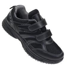 Herren Sneaker Sportschuhe Outdoor Jogging Laufschuhe D75 Klett Schuhe