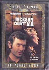 Jackson County Jail Tommy Lee Jones 2000 DvD ACTOR'S SERIES OOP