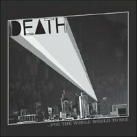 Death - For The Whole World To See (Vinyl Used Very Good)