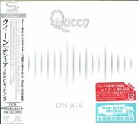QUEEN-ON AIR  THE COMPLETE BBC SESSIONS -JAPAN 2 SHM-CD+BOOK I19