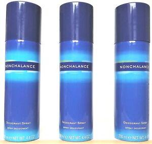 Nonchalance Deodorant Spray >1 Posten = 3 x  200 ml