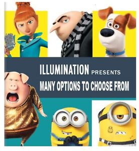 Illumination Presents * Many options to choose from * with Free Shipping US