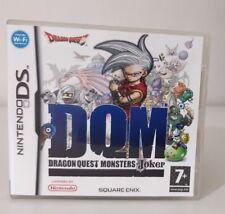 DRAGON QUEST MONSTER JOKER ITALIANO NINTENDO DS - 2DS - 3DS COME NUOVO