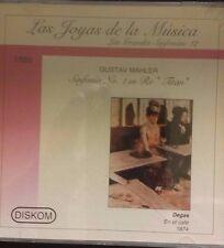 Las Joyas de la Musica - Gustav Mahler - Las Grandes Sinfonias - 12 (CD)