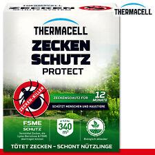 Thermacell Zeckenschutz Protect für 340 m² und 12 Monate Zecke Schutz