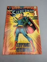 Superman No. 233 January 1971 DC Neal Adams Cover 15 cents