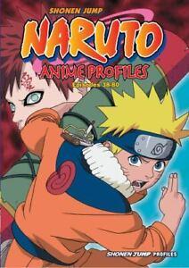 Naruto Anime Profiles: Hiden Shippu Emaki (Naruto Anime Profiles) Volume: 2,...