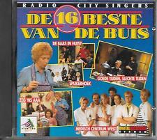 RADIO CITY SINGERS - De 16 beste van de buis CD Album 16TR 1991 Spijkerhoek