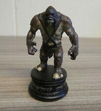 Black Pawn Catapulta Troll-Eaglemoss il Signore degli Anelli Set di scacchi 2 EDIZIONE #55