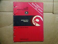 John Deere 1326 Impeller Mower Conditioner Operators Manual Issue I1