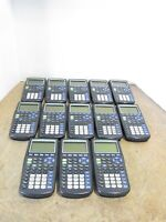 LOT of 13 Texas Instruments TI-83 Plus Graphing Calculators NO POWER FOR PARTS
