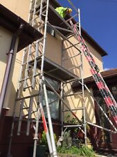 Boss Alloy Scaffold Tower 6.2m Working Height